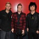 "NEW YORK - MARCH 23:  (L-R) Musicians Mike Dirnt, Tre Cool and Billie Joe Armstrong of the band Green Day attend the cast of Broadway's ""American Idiot"" final sound check at St. James Theatre on March 23, 2010 in New York City.  (Photo by Bryan Bedder/Getty Images)"