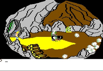 59071-king-s-quest-ii-romancing-the-throne-apple-ii-screenshot-hagatha