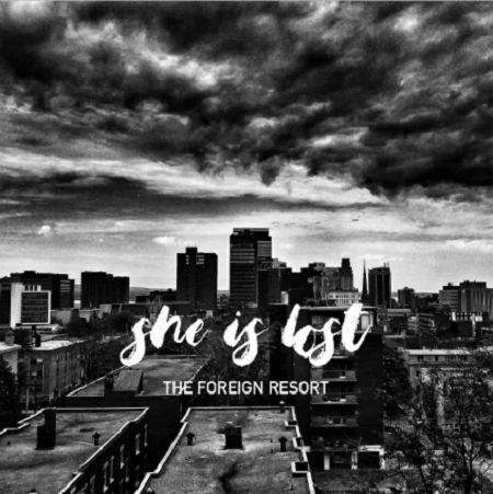 the_foreign_resort_-_she_is_lost_cover