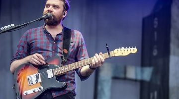 Frightened Rabbit at Lollapalooza 2016 - Friday