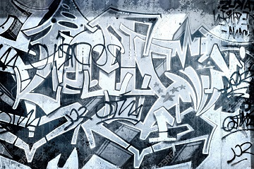 urban-decay-in-the-form-of-graffiti-reading-hip-hop-on-a-wall-near-bey7y3-tb