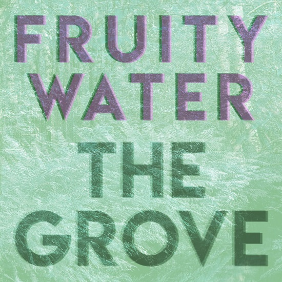 fruity-water-the-grove-cover